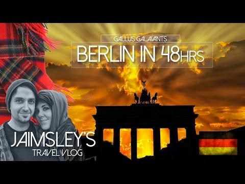 Jaimsley's VLOG - A drunken 48hrs in Berlin Nov 14 (project stewart tartar)