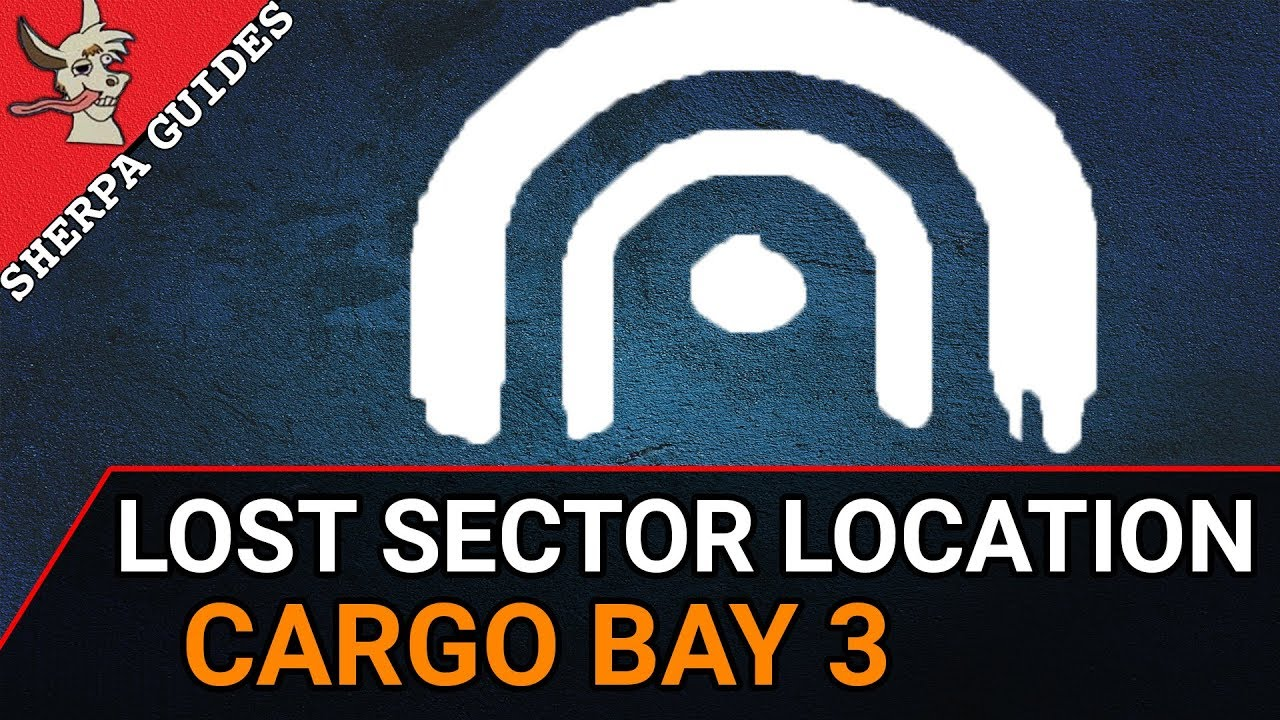 how to find cargo bay 3 the rig lost sector destiny 2 titan youtube how to find cargo bay 3 the rig lost sector destiny 2 titan