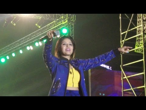 Sunidhi Chauhan at IIT Roorkee