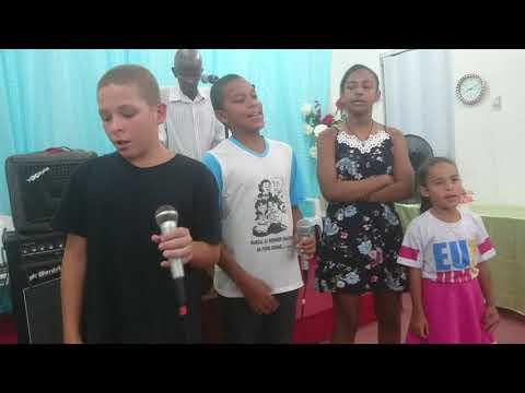 Geração de Samuel - Grupo Infanto Juvenil de Louvor -  Queimados RJ