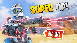 NEW MOST OP WEAPON!! - Best Apex Legends Funny Moments and Gameplay 64