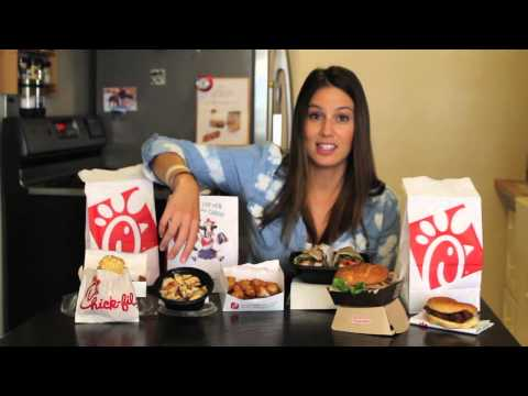 Chick-fil-A: Eat, Drink & Be Skinny with Angie Greenup