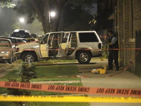 Chicago crime overnight report: 3 dead, 12 wounded in shootings