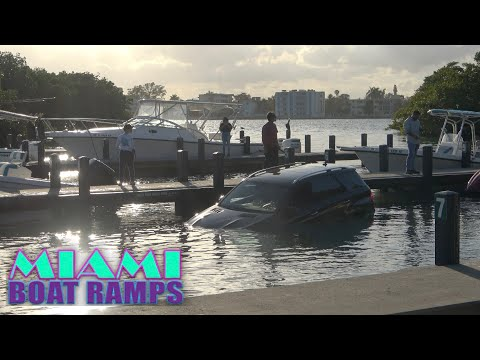 Video: Boat ramp shenanigan's, they never get old