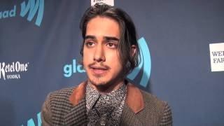 AVAN JOGIA on Straight But Not Narrow & If Gay Actors Should Come Out