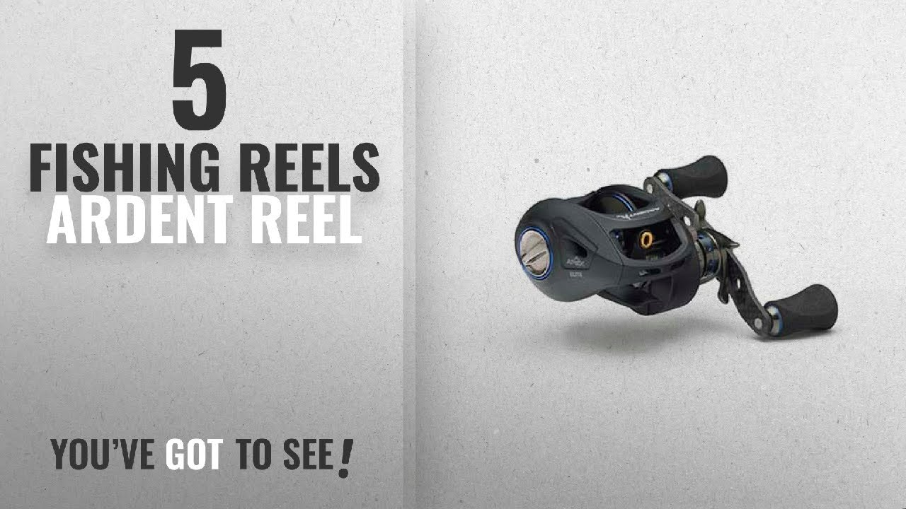 Top 10 Ardent Reel Fishing Reels [2018]: Ardent Apex Elite 6 5:1  Baitcasting Fishing Reel - Left