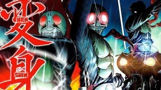 Manga Vorstellung: Kamen Rider Spirits