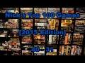 Nick's Top 100 Games [2015]: #40 - #31 - Board Game Brawl