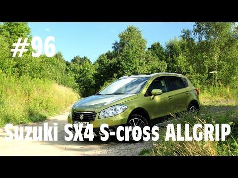 Suzuki SX4 S-Cross ALLGRIP 4WD 1.6 VVT 120 KM, 2013 - #96 Jazdy Próbne