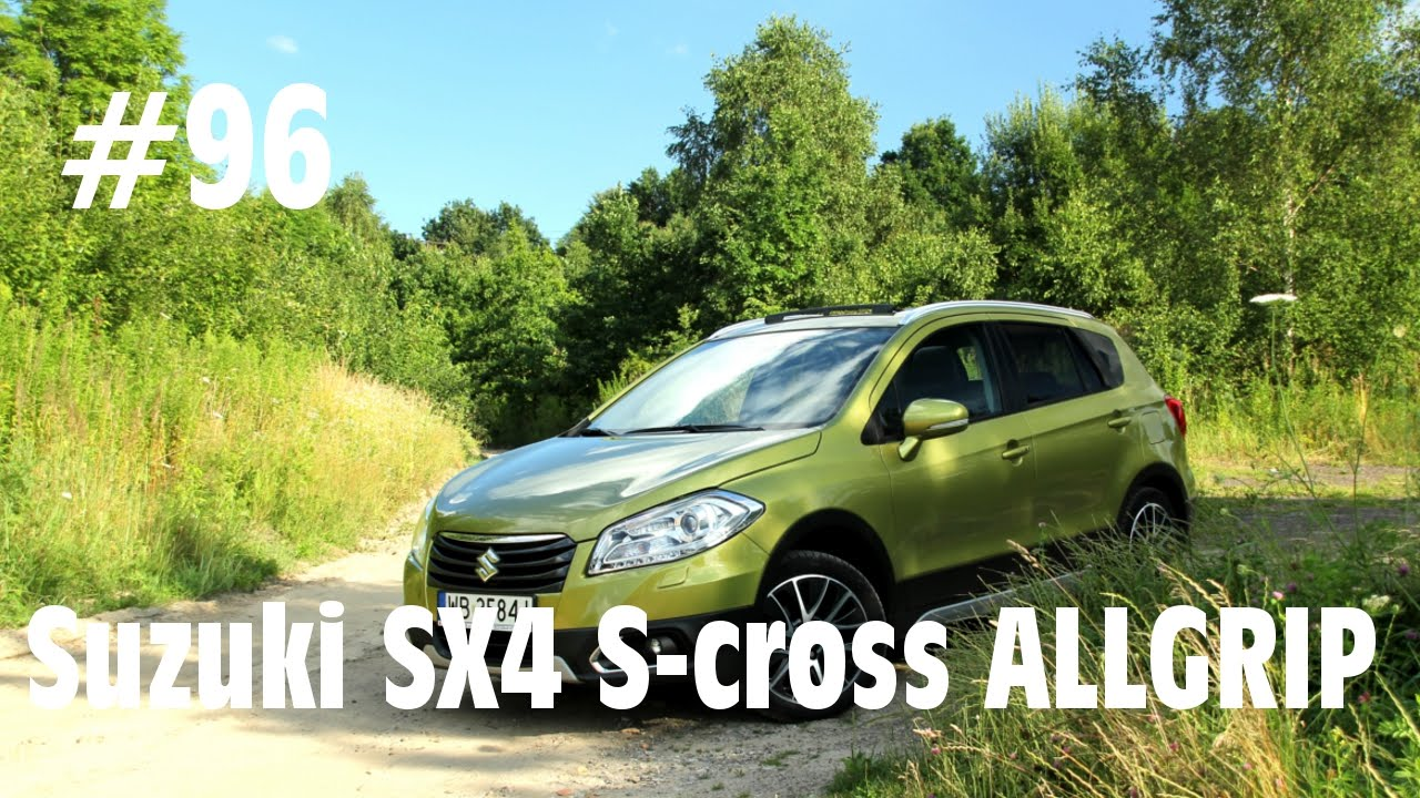 suzuki sx4 s cross allgrip 4wd 1 6 vvt 120 km 2013 96 jazdy pr bne youtube. Black Bedroom Furniture Sets. Home Design Ideas