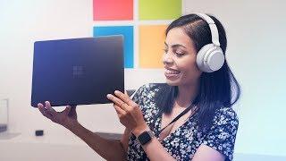 Mircrosoft Surface Pro 6, Surface Laptop 2, Surface Studio 2 and Su...