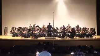 1080p Arabian Dances: Sacred Hearts Academy Concert Band (OBDA Parade of Bands)