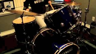 The Black Keys - Sister (Drum Cover)
