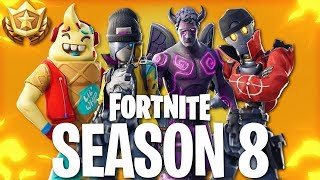 How to Get SEASON 8 BATTLE PASS For FREE in Fortnite Battle Royale! (Fortnite Season 8)