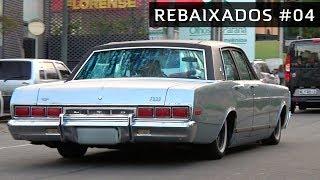 LANDAU SOCADO NO CHÃO E OUTROS CARROS REBAIXADOS! (REBAIXADOS #04)