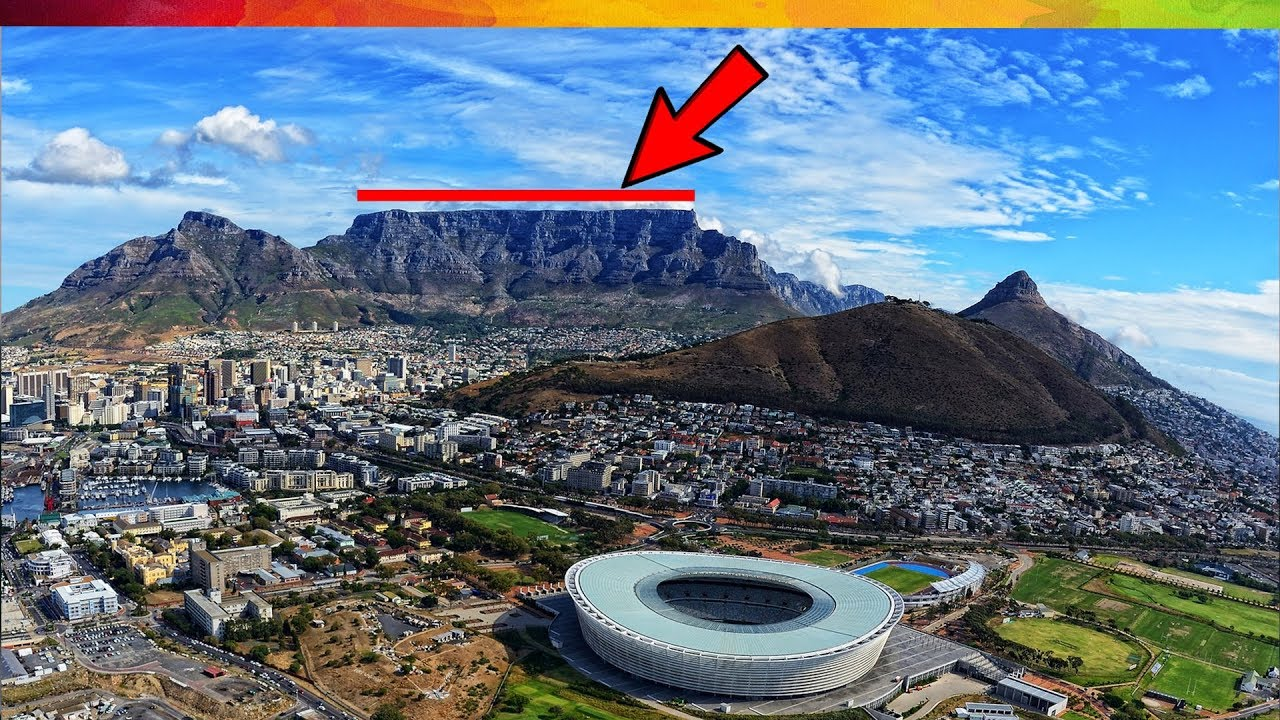 #92 Những Sự Thật Thú Vị Về Đất Nước Nam Phi – Phần 1!