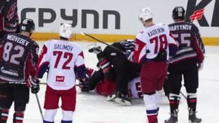 Драка: Лемтюгов vs Пашнин // Lemtyugov vs Pashnin fight