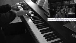 Piano Jazz - Souvenirs de Paris ( Charles Trenet - Que Reste-T-il De Nos Amours)