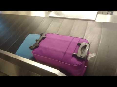 """Gentle"" baggage handling system in Brazil"