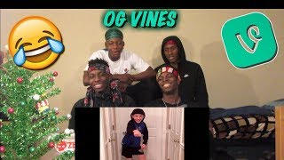 Vines That Will Never Die - REACTION!!!