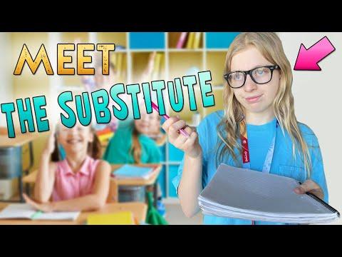 The Mean Teacher Ep. 4 - Substitute