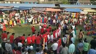 SANTALI DANCE JHAPA    2018