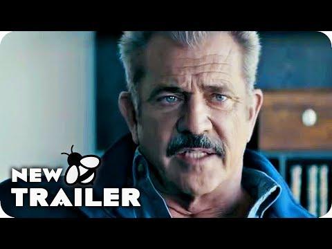 DRAGGED ACROSS CONCRETE Trailer (2019) Mel Gibson, Vince Vaughn Movie