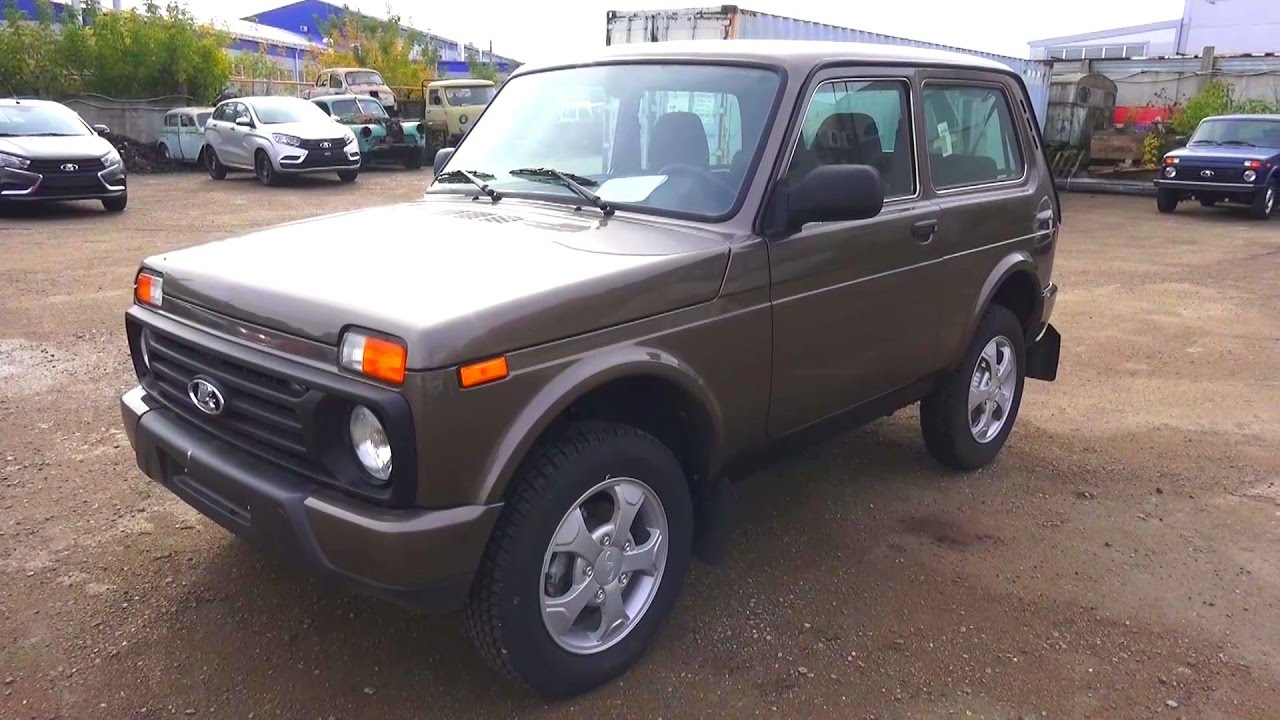 2016 lada niva urban 4x4 start up engine and in depth. Black Bedroom Furniture Sets. Home Design Ideas