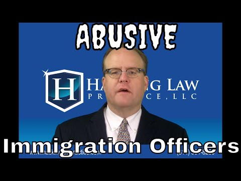 St. Louis Immigration Attorney Discusses Abusive Immigration Officers