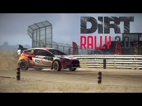 DIRT RALLY 2.0 | FORD FIESTA WRX MK7 | MONTALEGRE RX | CHASE/TRACKSIDE