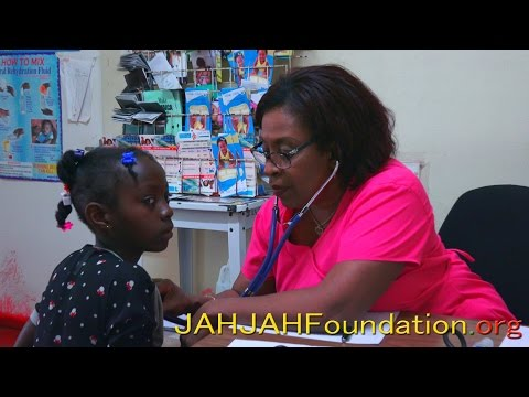 Promo For JAHJAH Foundation
