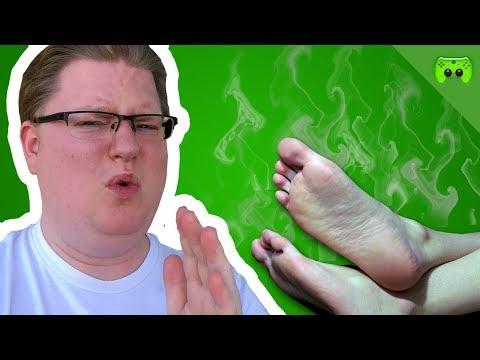 Bestrafung: Füße massieren