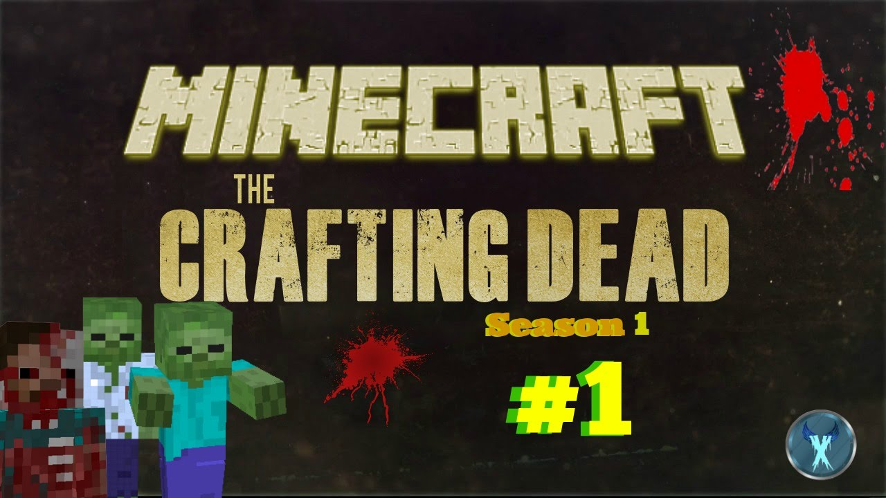 Minecraft crafting dead series ep 1 alone to survive for The crafting dead ep 1