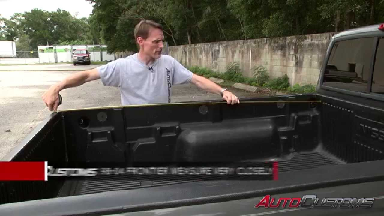 How To Measure Bed Of Truck