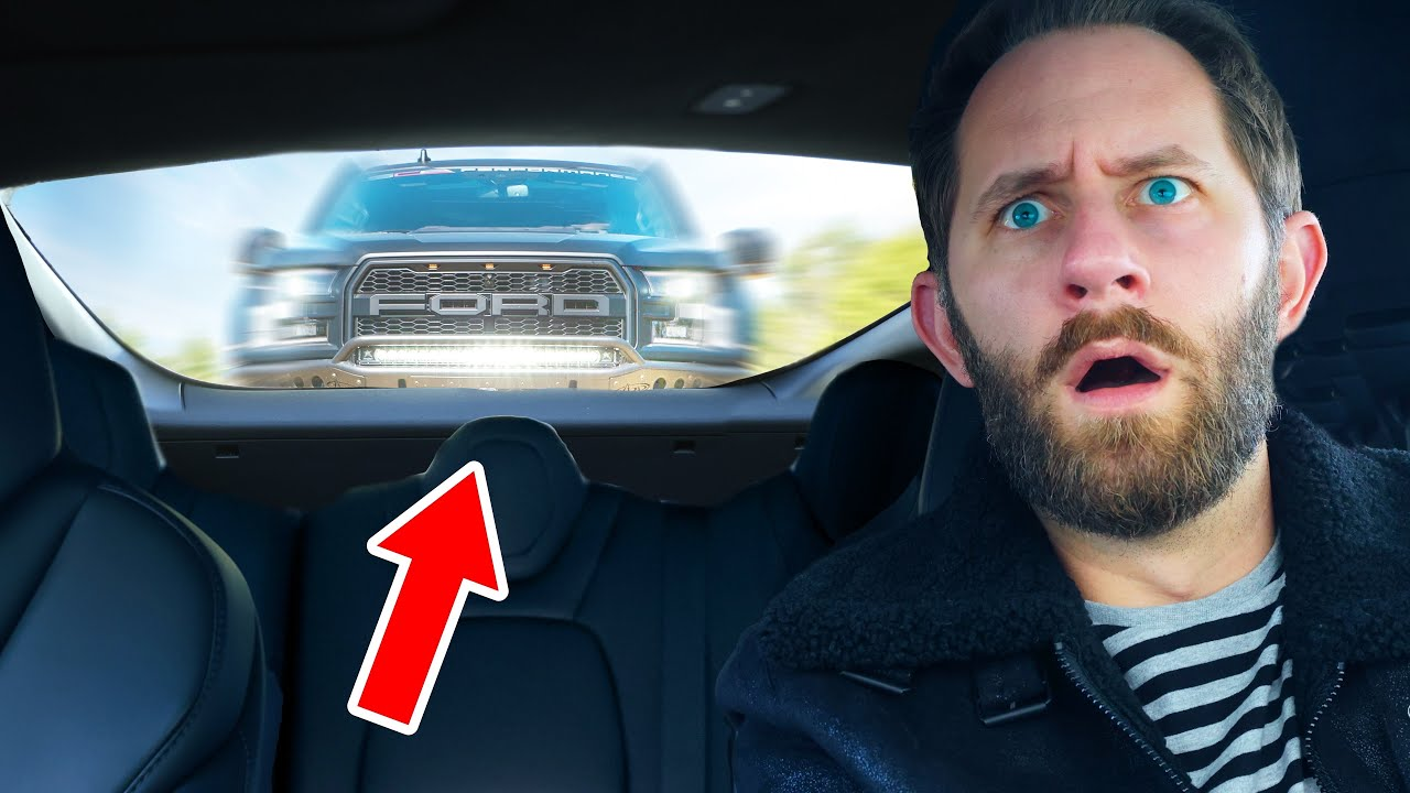 Download We're Being Chased! *He Tried To Hit Us!*