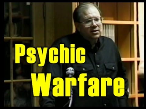 Psychic Warfare: Remote Viewing and Martial Arts for the Mind by Paul Smith
