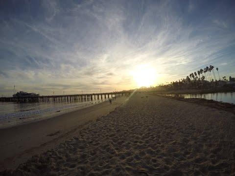 Trip to California with EF Santa Barbara