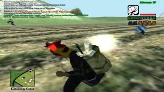 SAMP Let's Play Advance-Rp | #34 Видео со сходки | Угоняем от полиции