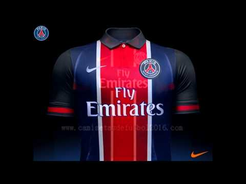 le maillot du psg 2017 psg new kit 2017 la camiseta de psg 2017 faite votre choix youtube. Black Bedroom Furniture Sets. Home Design Ideas