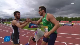 400m Men Final - European Athletics Team Championships First League Vasaa 2017