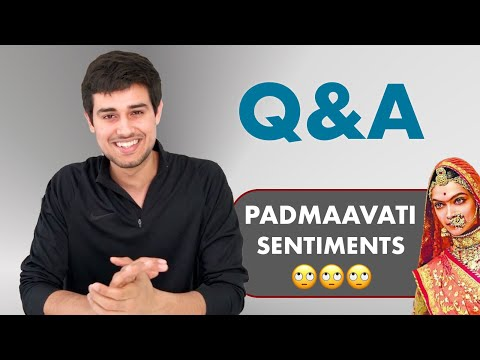 Truth behind Padmaavat film | Q&A Part-2 of Dhruv Rathee | Questions on Travel, Bitcoin & 2019