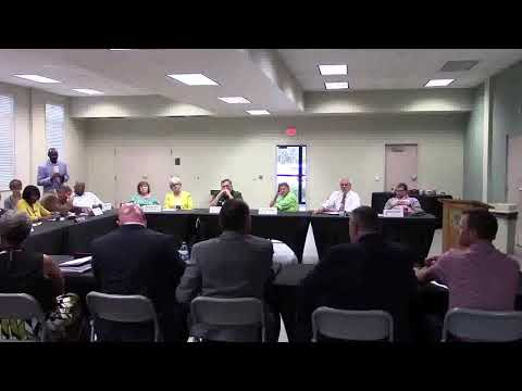 Different approach now --Mark Barber, Valdosta City Manager