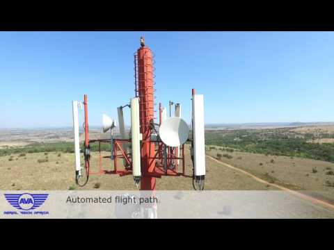 Cell Phone Tower Inspections using UAVs