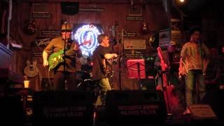 (901) Blues Band w/Cal Jackson & Cherry Brooks