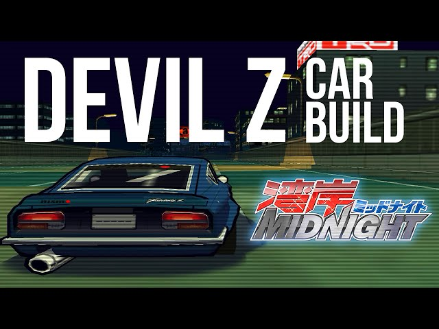 悪魔のZ [Devil Z] Car Build Auto Modellista Gameplay [Retro Gaming]