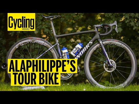 Julian Alaphilippes S Specialized S Works Tarmac Pro Bikes Of Tour De France Cycling Weekly Youtube