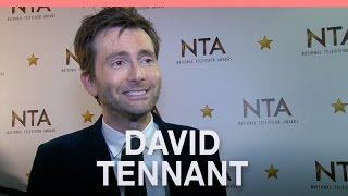 David Tennant on whether he