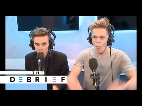 Caspar Lee And Joe Sugg Solve Your Housemate Problems | The Debrief