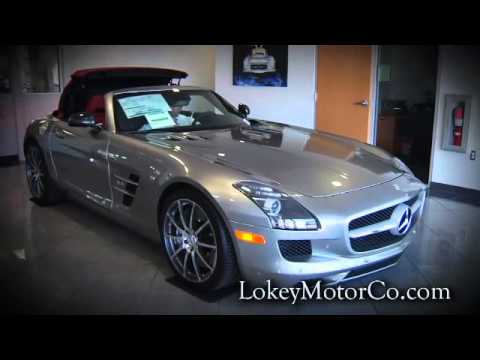 lokey mercedes benz tv commercial family owned march 2012