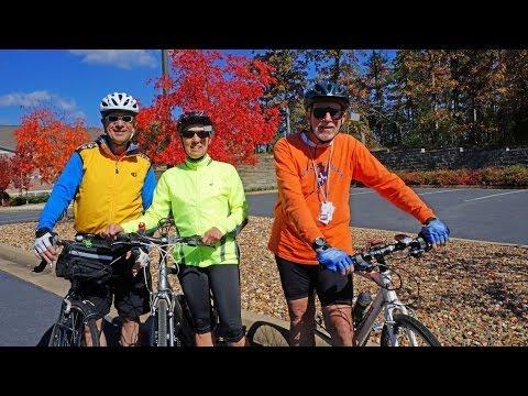 Hot Springs Village Biking
